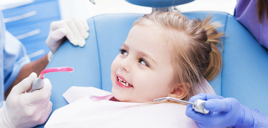 Dental Treatment for Very young and Apprehensive Children Extractions